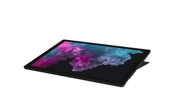 Microsoft Surface Pro 6 Tablet - Intel i7 8650u, 8GB RAM, 256GB SSD, Windows 10 Home, Black