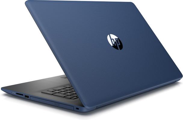 "HP Laptop 17-by0009ds - AMD Ryzen 3 - 2.00GHz, 8GB RAM, 1TB HDD, 17.3"" Touchscreen, Twilight Blue"