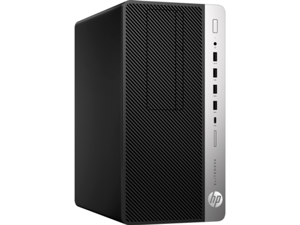 HP EliteDesk 705-G4 Tower - AMD A10 – 3.50GHz, 8GB RAM, 256GB SSD, Windows 10 Pro 64