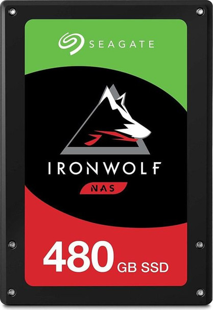 "Seagate IronWolf 110 2.5"" 480 GB Serial ATA III 3D TLC Solid State Drive"