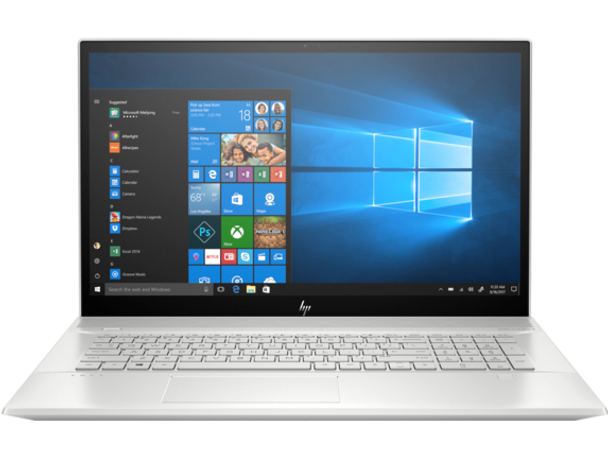"HP ENVY 17T-N000 - Intel Core i7 – 2.60GHz, 16GB RAM, 2TB HDD, 17.3"" Touchscreen, Windows 10 Home"