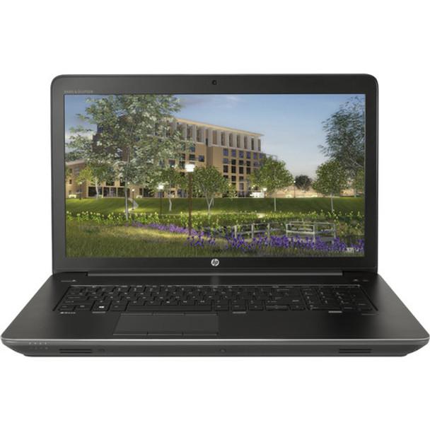 "HP ZBook 17 G4 WorkStation | Intel i7 - 2.80GHz, 8GB RAM, 256GB SSD, Quadro M1200 4GB, 17.3"" Display, Windows 10 Pro"