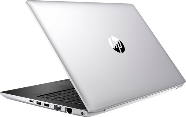 "HP ProBook 440 G5 – 14"" Display - Intel Core i3 – 2.40GHz, 4GB RAM, 500GB HDD, Windows 10 Pro 64"