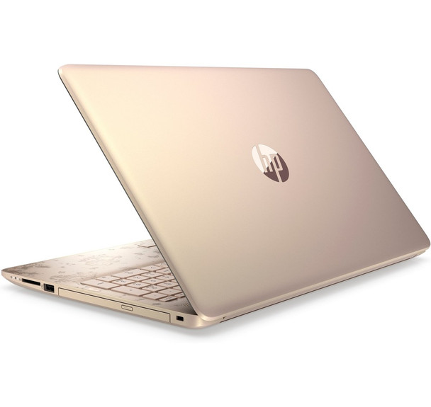 "HP Laptop 17-by0015cy - Intel i5 - 8250u, 8GB RAM, 16GB Optane, 1TB HDD, 17.3"" Touchscreen, Pale Rose Gold"