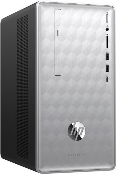 HP Pavilion Desktop 590-p0081c - Intel i5 - 2.80GFHz, 12GB RAM, 16GB Optane, 1TB HD, RX550 2GB