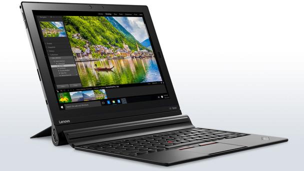 """Lenovo ThinkPad X1 G2 Tablet - Intel i5 – 7Y57, 8GB RAM, 256GB SSD, 12"""" Touch + Pen, Keyboard, Windows 10 Pro"""