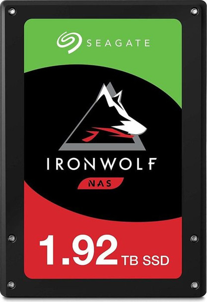 Seagate Ironwolf 110 2.5inch SATA 1.92TB Solid State Drive