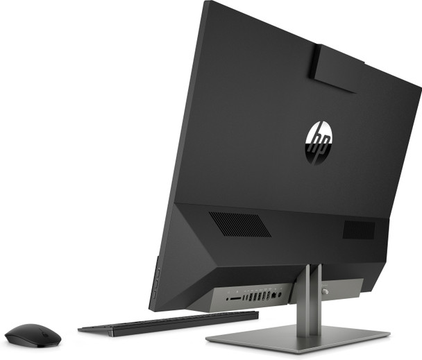 "HP Pavilion All-in-One 27-xa0035xt - Intel i7 - 2.40GHz, 12GB RAM, 16GB Optane, 1TB HDD, GeForce MX130 2GB, 27"" Touchscreen, Black"
