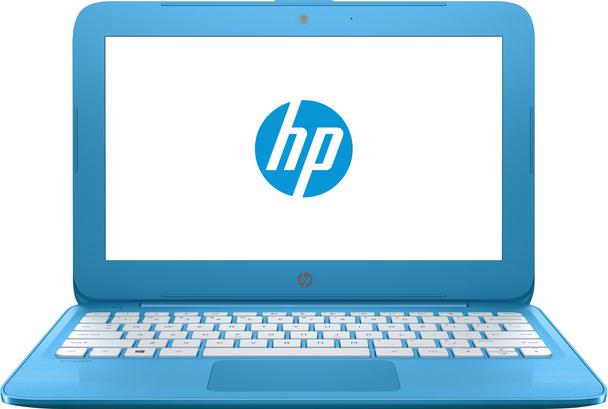"HP Stream Laptop 11-ah111wm - Intel Celeron, 4GB RAM, 32GB SSD, 11.6"" Display, Blue"