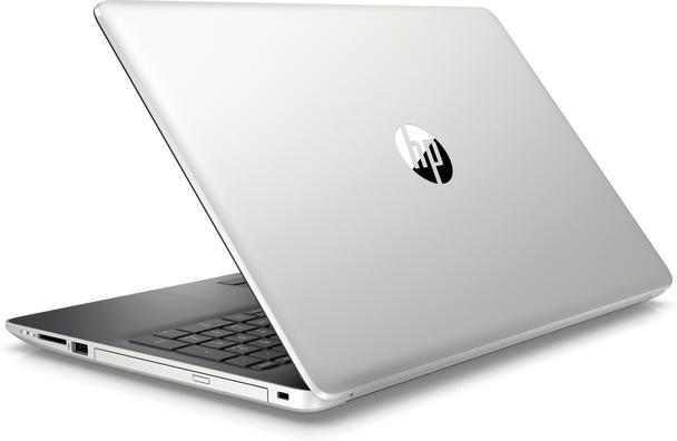 "HP Laptop 15-da0002dx - Intel i5 - 8250u, 8GB RAM, 128GB SSD, 15.6"" Touchscreen, Silver"