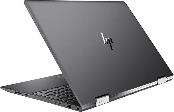 "HP ENVY x360 Convertible 15-bq210nr - AMD Ryzen 5 - 2.0GHz, 8GB RAM, 256GB SSD, 15.6"" Touchscreen, Silver"