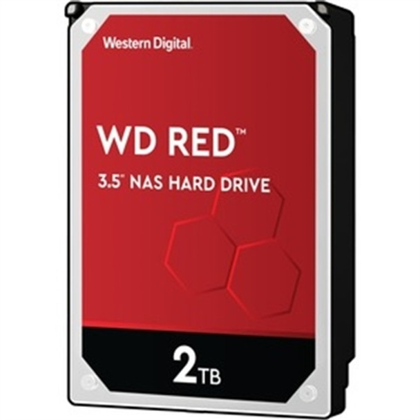 "WD 2TB 3.5"" SATA 256 MB RED"