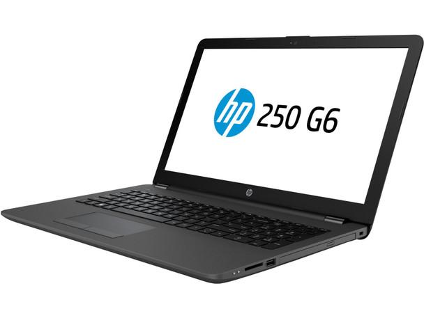 "HP 250 G6 Notebook- Intel i5 - 2.50GHz, 8GB RAM, 256GB SSD, 15.6"" Display, Windows 10 Pro"