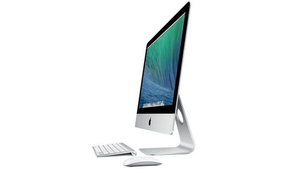 """Apple iMAC 21.5"""" AIO Computer - Intel i5, 8GB RAM, 500GB HDD, OSX, MF883LLA"""