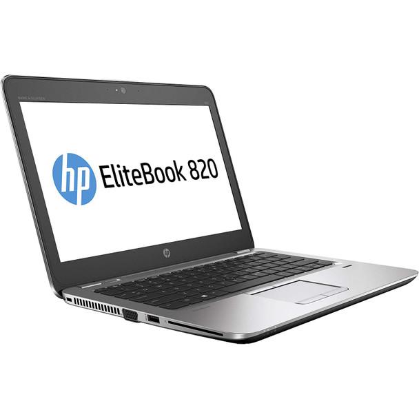 "HP EliteBook 820 G3 | Intel i5 – 2.40GHz, 8GB RAM, 256GB SSD, 12.5"" Display, Windows 10 Pro"