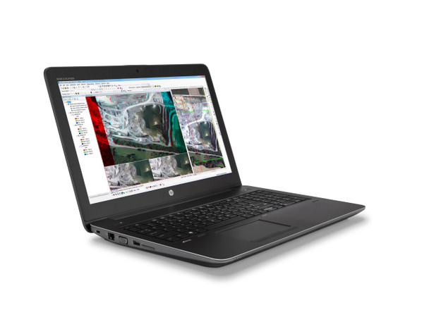 "HP ZBook 15 G3 – 15.6"" Mobile WorkStation - Intel i7 - 2.70GHz, 16GB RAM, 512GB SSD, Quadro M2000M 4GB, Windows10 Pro"