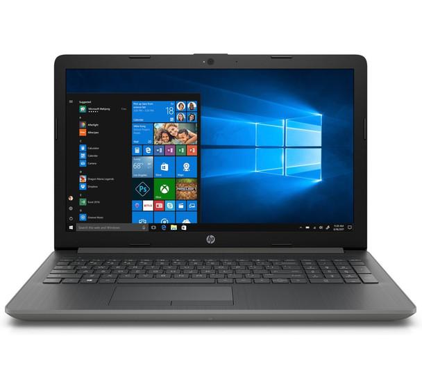 "HP Laptop 15-da1007ca - Intel i5, 12GB RAM, 1TB HDD, 15.6"" Touchscreen, Gray"