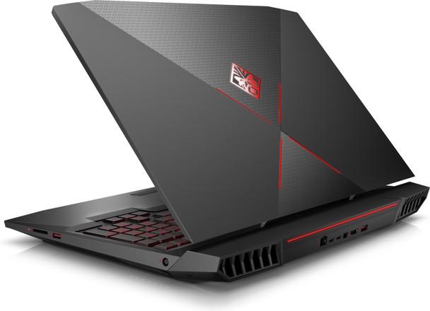 "HP Omen 17-AP020NR Gaming Laptop – 17.3"" 120Hz Display - Intel Core i7 - 2.90GHz - 16GB RAM – 1TB HD + 256GB SSD – GeForce GTX 1080 8GB, Windows 10 Home"
