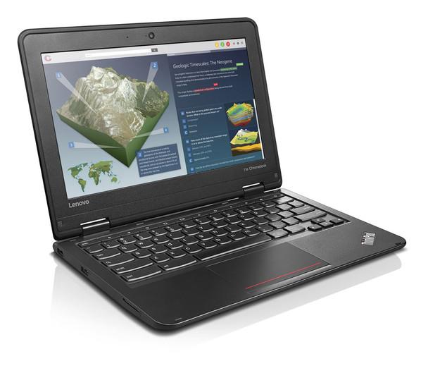 "Lenovo ThinkPad 11E G3 Chromebook - Intel Celeron, 4GB RAM, 16GB SSD, 11.6"" HD Display"