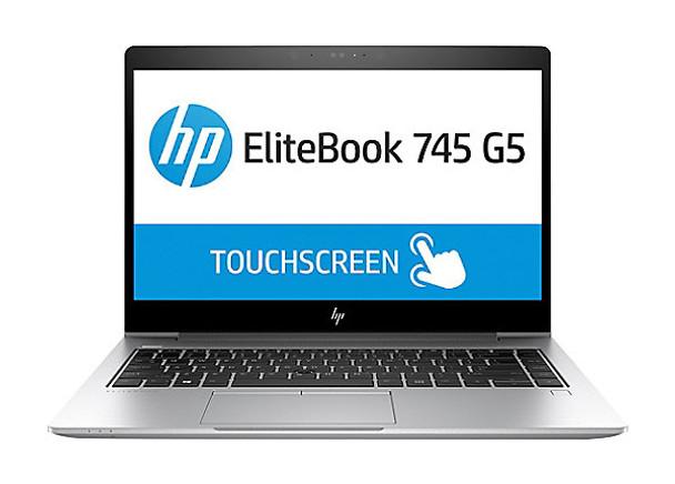"HP ProBook 745 G5 – AMD Ryzen 7 – 2.20GHz, 8GB RAM, 256GB SSD, 14"" Touch, Windows 10 Pro 64"