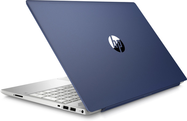 "HP Pavilion Laptop 15-cw0007cy - Office 365 1Yr, 15.6"" Touch, Ryzen 3 - 2.00GHz, 8GB RAM, 1TB HDD, Sapphire Blue"