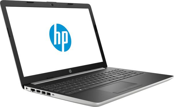 """HP Laptop 15-db0010ds - 15.6"""" Display, AMD A4 - 2.30GHz, 4GB RAM, 1TB HDD, Silver"""