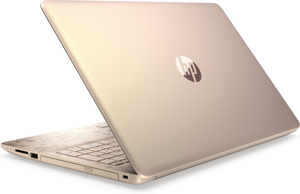 "HP Laptop 15-da0015cy - 15.6"" Touch, Intel i5, 8GB RAM, 16GB Optane, 1TB HDD, Rose Gold"