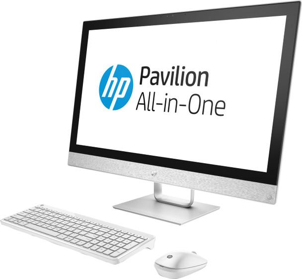 """HP Pavilion All-in-One 27-r109 - 27"""" QHD Touch, Intel i5, 16GB RAM, 16GB Optane, 1TB HDD, Radeon 530 4GB"""