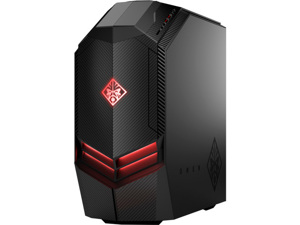 HP Omen 880-029 Gaming PC – Intel i7 – 3.60GHz, 16GB RAM, 2TB HDD + 256GB SSD, GeForce GTX 1070 8GB