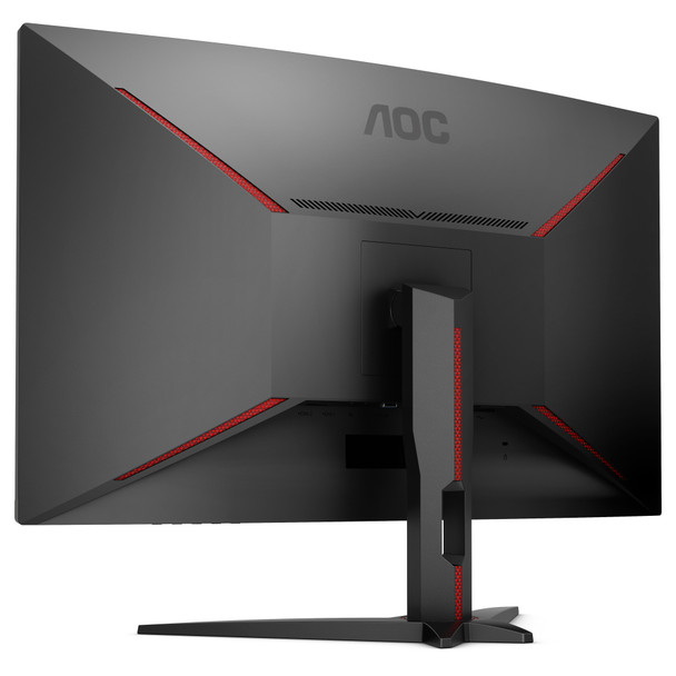 "AOC Gaming CQ32G1 LED display 31.5"" Wide Quad HD LCD Curved Matt Black"