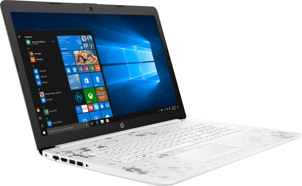 "HP 17 BY0032CY | Intel i5, 8GB RAM, 1TB HD, 16GB Optane, MS Office 365 1 Yr, 17.3"" Display, White"