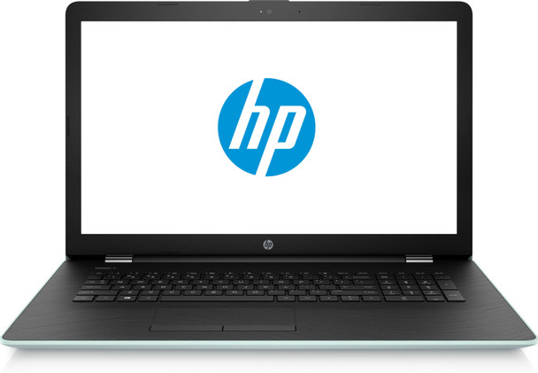 "HP Laptop 17-bs088cl  - 17.3"" Display, Intel i3 - 2.40GHz, 8GB RAM, 2TB HDD, Pale Mint"