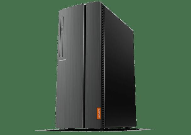 Lenovo IdeaCentre 510A Tower Computer – AMD A12 X4 - 3.80GHz - 12GB RAM - 1TB HDD - Windows 10 Home