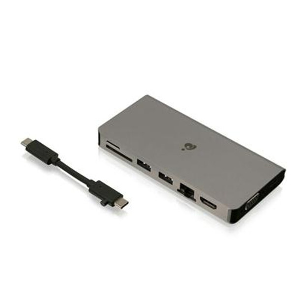USB C Pckt Dck w Pwr Del 3.0