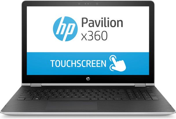 "HP Pavilion x360 Convertible 15-br068cl - Intel i5 - 2.50GHz, 8GB RAM, 1TB HDD, Radeon 530 2GB, 15.6"" Display"