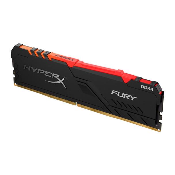 Kingston HyperX FURY RGB 16GB 3200MHz DDR4 Cl16 DIMM Memory Module