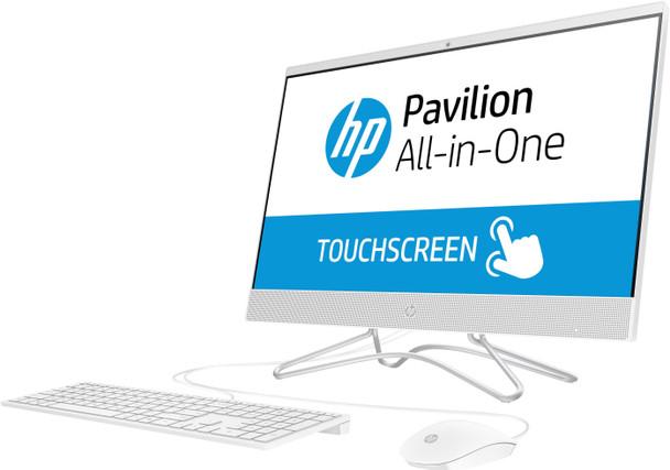 "HP All-in-One 24-f0039 - Intel i5, 12GB RAM, 2TB HDD, 23.8"" Touchscreen"