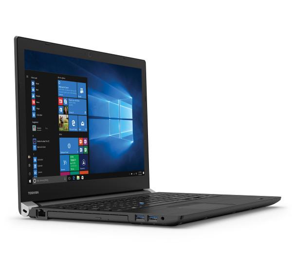 "Toshiba Tecra A50-ec1525, Intel i7 - 4.00GHz, 8GB RAM, 256GB SSD, 15.6"" Display, Windows 10 Pro"