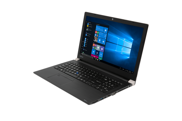 "Toshiba Tecra A50-ec1520, Intel i5 - 3.40GHz, 8GB RAM, 256GB SSD, 15.6"" Display, Windows 10 Pro"