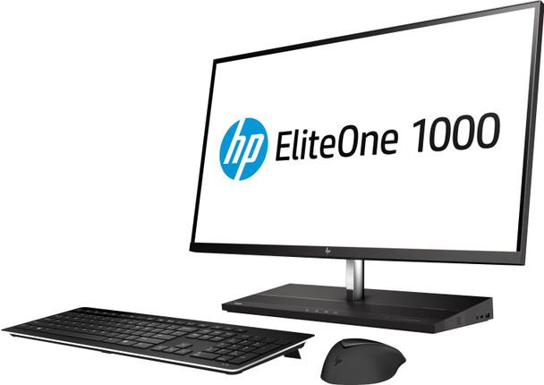 "HP EliteOne 1000 G2 AIO - Intel Core i5 – 3.00GHz, 8GB RAM, 1TB HDD, 27"" UHD Display, Windows 10 Pro"