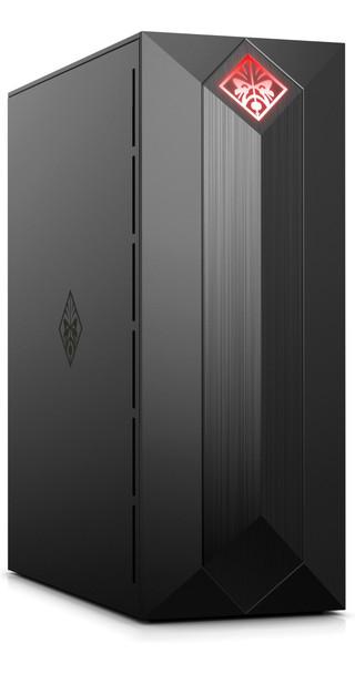 HP Omen Obelisk 875-0039 Gaming PC – Intel i7 – 3.20GHz, 16GB RAM, 2TB HDD + 256GB SSD, GeForce GTX 1060 3GB