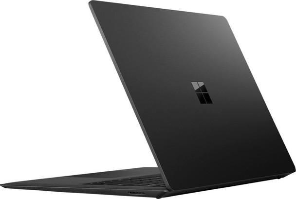 "Microsoft Surface Laptop - Intel Core i7 8650U, 8GB RAM, 25GB SSD, 13.5"" Touchscreen, Windows 10 Pro, Black"