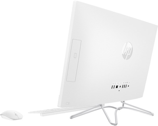 """HP All-in-One 24-f0041 - 23.8"""" Touch, Intel i3 - 2.20GHz, 4GB RAM, 1TB HDD, Snow White"""