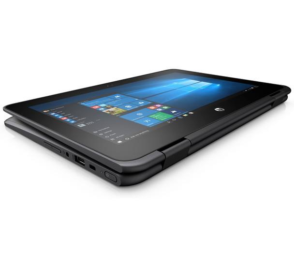 "HP ProBook X360 11 G1 – Intel Celeron, 4GB RAM, 64GB SSD, 11.6"" Touchscreen + Stylus Pen, Windows 10 Pro"