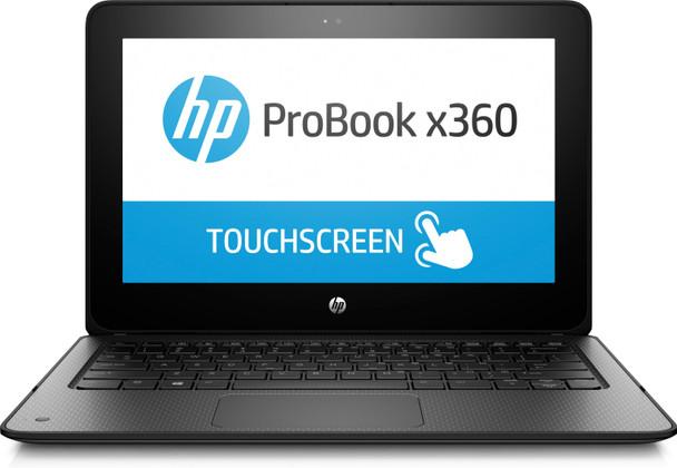 """HP ProBook X360 11 G1 – Intel Celeron, 4GB RAM, 64GB SSD, 11.6"""" Touchscreen + Stylus, Windows 10 Pro"""