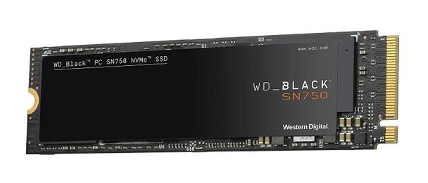 Western Digital WD Black SN750 NVMe 2TB PCIe M.2 Solid State Drive