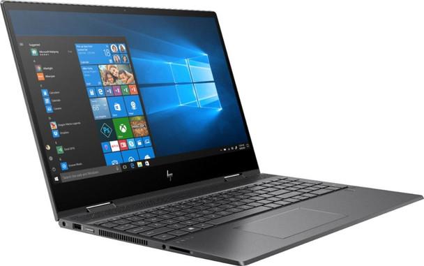 """HP ENVY x360 Convertible 15m-ds0012dx - 15.6"""" Touch, Ryzen 7 - 2.30GHz, 8GB RAM, 256GB SSD, Nightfall Black"""