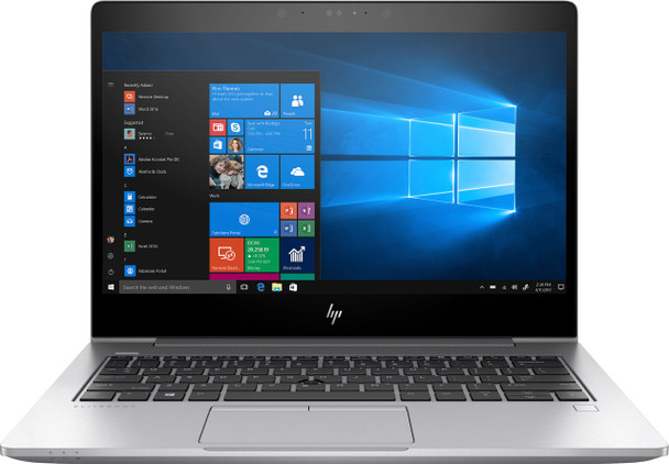 "HP EliteBook 830 G5 Notebook - Intel i5, 8GB RAM, 256GB SSD, 13.3"" Display, Windows 10 Pro, 6SD44UP"