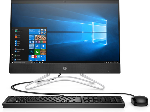 "HP All-in-One 22-c1035z - 21.5"" AIO PC, Ryzen 5, 8GB RAM, 1TB HDD, Black"