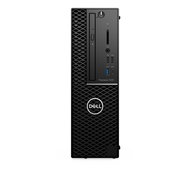 Dell Precision Tower 3431 SFF - Intel i5 9600 8GB 1TB Windows 10 Pro